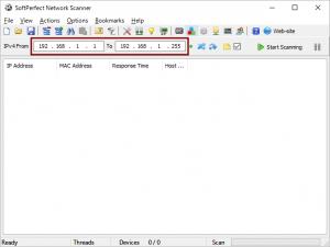 ネットワークスキャンWindows2