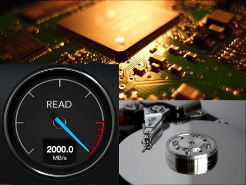MacBook Pro (Late 2016)の内蔵SSDドライブ読み書き速度を測ってみた