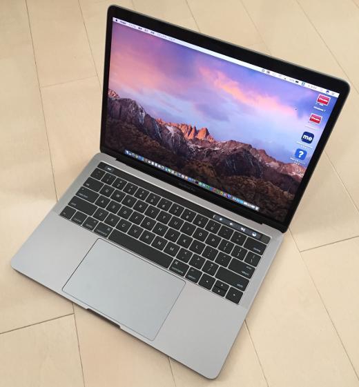 MacBook Pro 2016 13インチ Touch Bar搭載モデル使用感レビュー